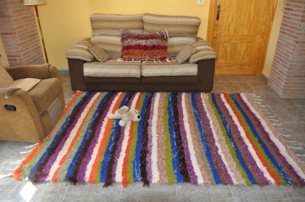 Multicolor 170-240cm
