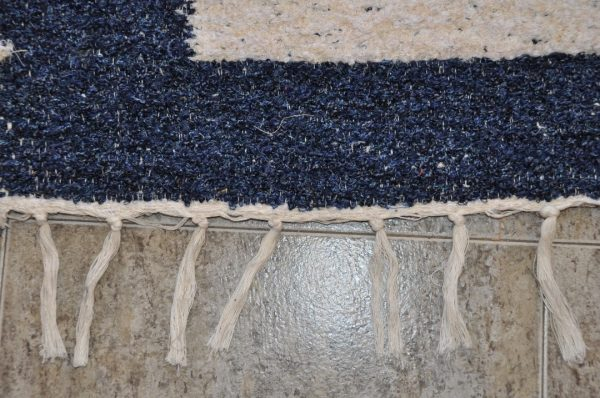 Rustica azul 170-240cm