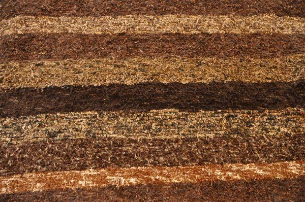 Marrón chocolate 170-240cm