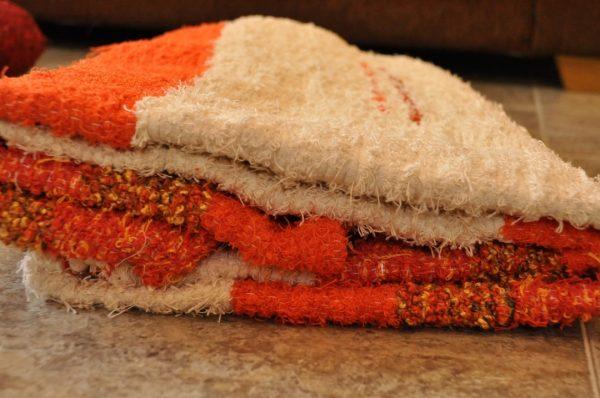 Crudo y naranja 140-200cm