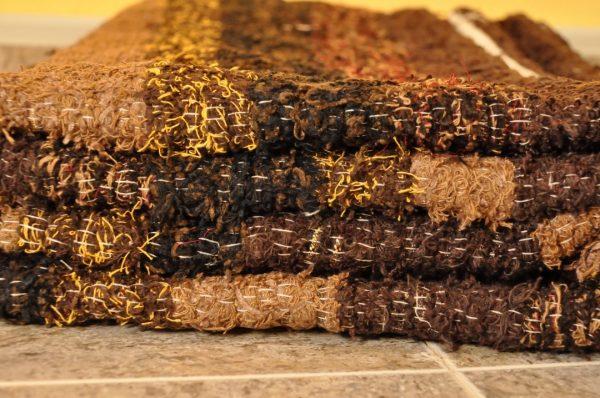 Marrón chocolate 120-160cm