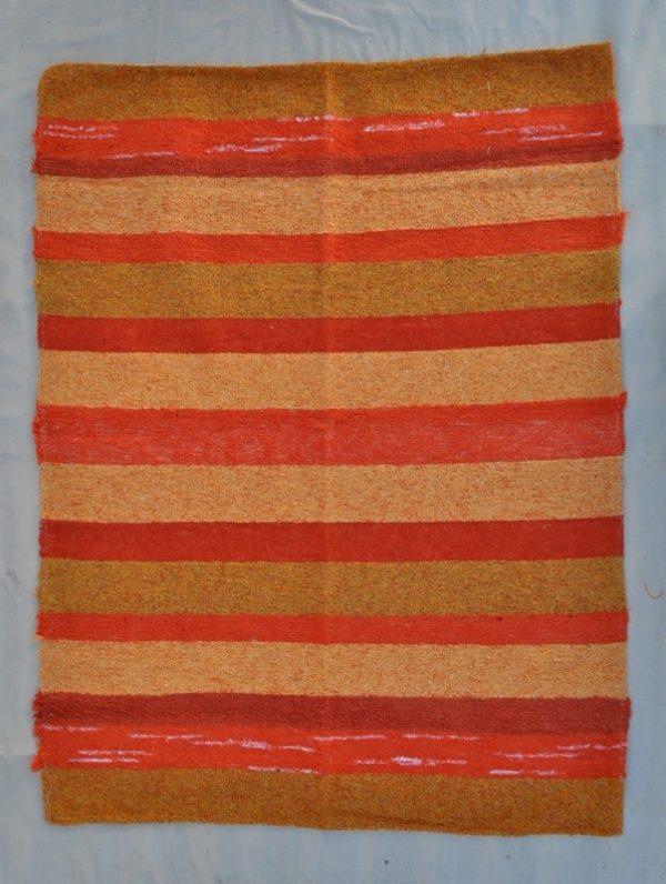 jarapa de pelo corto 140-200cm naranja