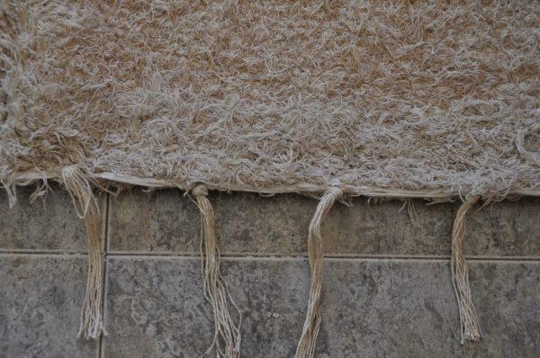 crudo y marrón 140-200cm