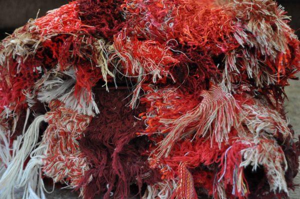 Roja pelo largo 140-200cm