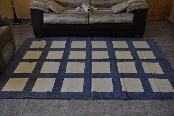 Cuadros azul 135-200cm
