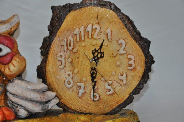 Reloj de Búho