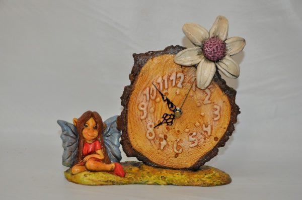 Reloj de Ninfa