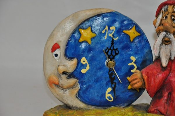 Reloj Mago Merlin