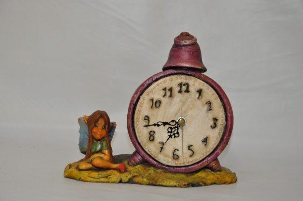 Reloj de Campana y ninfa