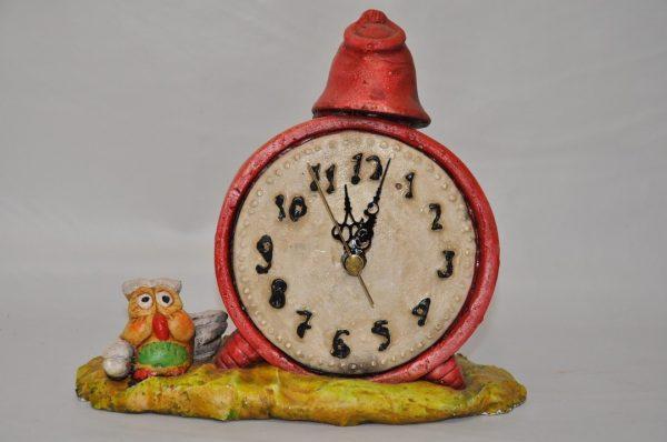 Reloj de Campana búho pequeño