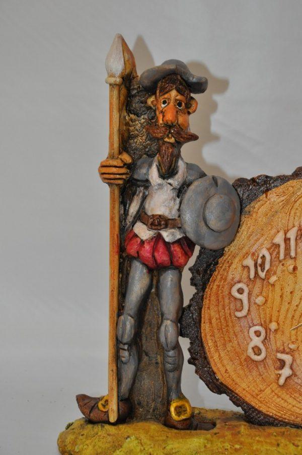 Reloj de Don Quijote