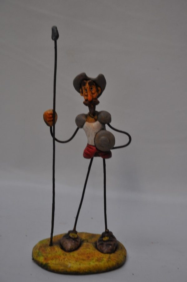 Don Quijote De La Mancha 28cm