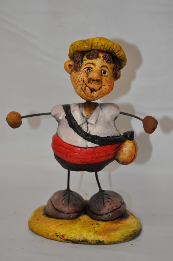 Sancho Panza pequeño