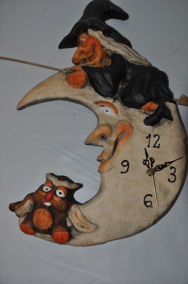 Reloj de Pared Bruja