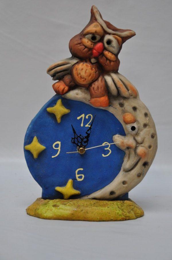 Reloj de pie Búho