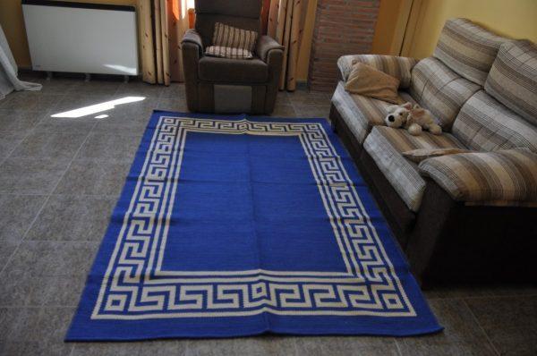 Greca azul 150-230cm