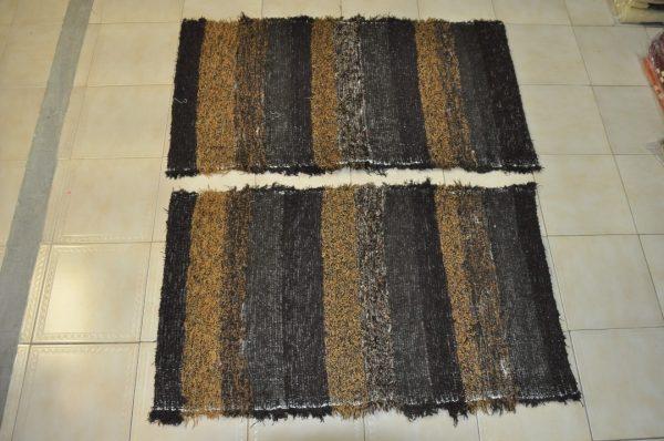 pie de cama marrones 70-120cm
