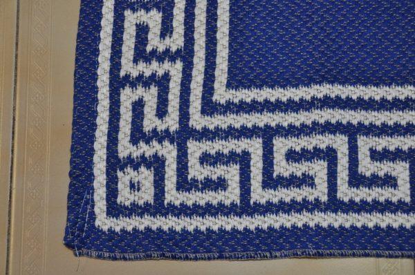 Azul de baño 80-50cm