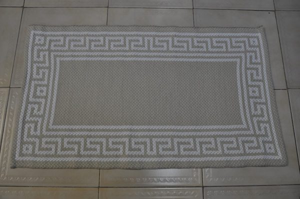 Jarapa de baño Gris 80-50cm