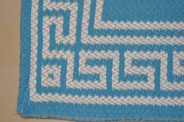 Jarapa baño Azul Cian 80-50cm