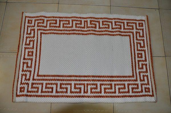 jarapa baño marrón claro 80-50cm