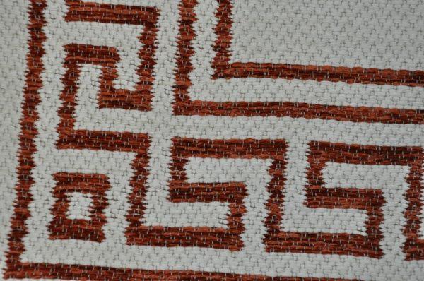 Greca Marrón claro 70-120cm