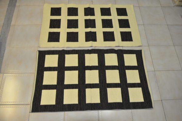 Cuadros marrón chocolate 70-120cm