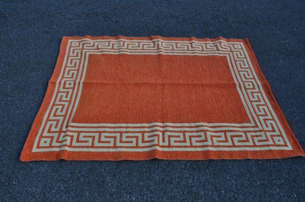 Greca naranja 120-160cm
