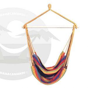 Hamaca de silla de colores