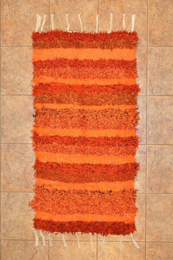 Naranja pelo largo 70-120cm