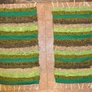 Verde pelo largo 70-120cm