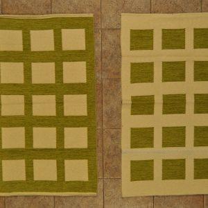 jarapa de doble cara 0,70-120 verde pistacho