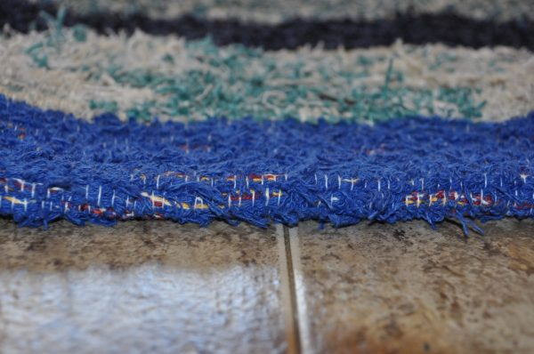 Azul 170-240 cm